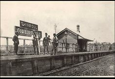 1891 Although officially still waiting for the name change, Railways decided to erect both, to save time??