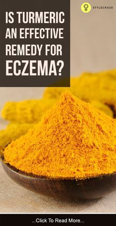 Is Turmeric An Effective Remedy For Eczema?