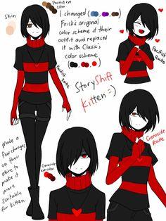 Character Unlocked: Storyshift Kitten by CNeko-chan.deviantart.com on @DeviantArt