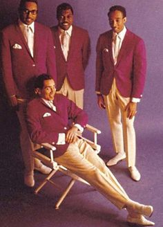 Smokey and the Miracles♫♫♥♥♫♫♥☺4♥JML