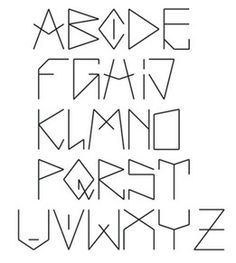 Type design information compiled and maintained by Luc Devroye. Tattoo Fonts Alphabet, Tattoo Lettering Fonts, Doodle Lettering, Graffiti Lettering, Types Of Lettering, Typography Fonts, Graffiti Art, Hand Lettering, Pieces Quotes