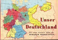 Unser Deutschland - Der Neue Sammel-Atlas der Berliner Morgenpost - Top Zustand http://www.bgd1.com/bilder/UDH/UDH97S68.jpg