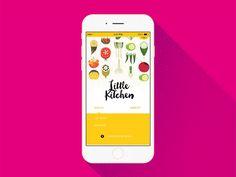Little Kitchen Animation by FluffyLeecy
