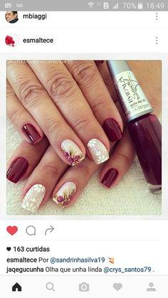 Colorful Nail Designs, Nail Designs Spring, Beauty Nails, Hair Beauty, Nail Envy, Nail Stamping, Mani Pedi, Love Nails, Nail Colors