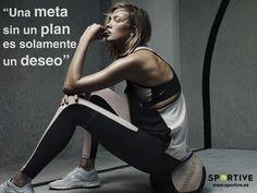 Una #meta sin un plan, es solamente un deseo #motivación #deporte #entrenamiento #plan #deseo #meta