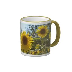 Sip from one of our many Sunflower coffee mugs, travel mugs and tea cups offered on Zazzle. Beautiful Kitchens, Custom Mugs, Most Beautiful, Tea Cups, Coffee Mugs, Tableware, Dinnerware, Coffee Cups, Tablewares