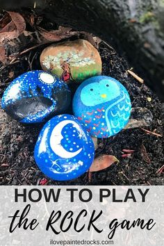 What are kindness rocks? A fun hide and seek rock game that has people painting and hiding rocks all over the world! Learn the rules and how to play! Pebble Painting, Pebble Art, Stone Painting, Mandala Painting, Dot Painting, What Is Kindness, Kindness Rocks, Rock Painting Ideas Easy, Rock Painting Designs