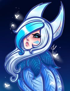 SSG Xayah lol by JamilSC11