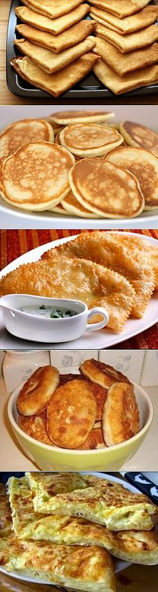 5 recepty Test jogurt / snadné recepty Pancakes, French Toast, Breakfast, Food, Morning Coffee, Essen, Pancake, Meals, Yemek