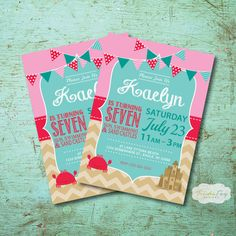 download a free printable party invitation template with a clipart