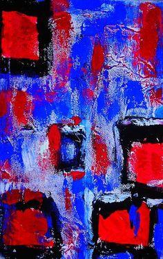 BIG BLUE BLUE. Canvas. Mixed Media Acryl. Harz.. Pigments. Strukturmasse. Stoffe. Oilcolors. #painting #kunst #malerei #actionmaler