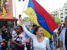 """Partido de María Corina no firmó el """"acuerdo de gobernabilidad"""" presentado por la MUD"""