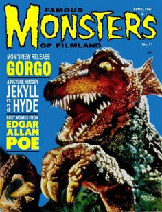 Famous Monsters of Filmland | No. 11
