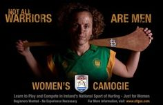 Louis Camogie - Not all Warriors are Men Sports Women, St Louis, Coaching, Cinema, Teacher, Learning, Warriors, Quotes, Movie Theater
