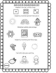 genel tekrar Bullet Journal June, Bullet Journal Ideas Pages, Preschool Kindergarten, Preschool Activities, May Themes, Doodle Quotes, Doodle Borders, Turkish Language, Learning Tools