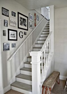 06 family gallery wall mismatched - Shelterness
