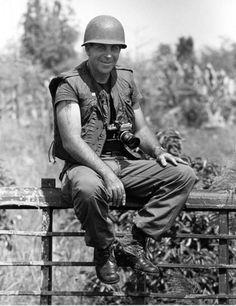 US Navy combat photographer