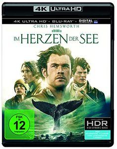 Im Herzen der See - Ultra HD Blu-ray [4k + Blu-ray Disc]