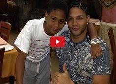 Secuestraron y asesinaron al hijo del deportista Juan Manaure  http://www.facebook.com/pages/p/584631925064466