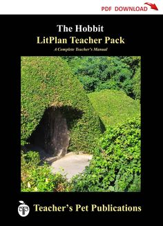 The Hobbit Lesson Plans | LitPlan Teacher Guide