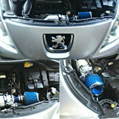Cold Air Intake Peugeot 207 Gti  #lethalperformancearg  #simotaracing Peugeot, Amazing Cars, Awesome, Sims, Racing, Cold, Vehicles, Check, Vintage Cars