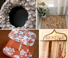 DIY Decor Inspiration: 14 Eco Crafts for the Home