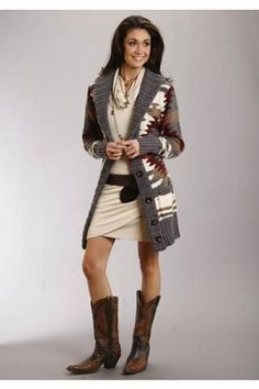 Image result for Aztec Sweater womens