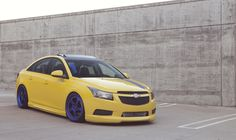 Tjin Edition Chevrolet Cruze