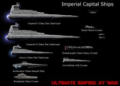 Star Wars - Imperial Fleet - Ultimate Empire at War