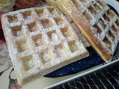 Waffles, Cooking, Breakfast, Food, Kitchen, Morning Coffee, Essen, Waffle, Meals