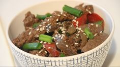 Carne Marinada al Sésamo|Sesame Beef Recipe|Sabor en tu Cocina|Ep. 161