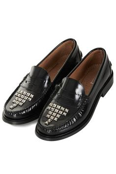 KIRI Studded Loafers