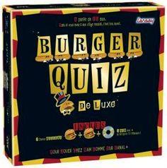 Burger Quiz De Luxe