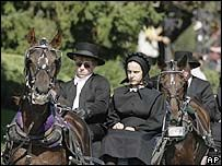 """The widow of a man who shot dead five Amish girls at a school in the US state of Pennsylvania has thanked the Amish community for their love and support."" What would you do? Would you love your enemy, even a killer of your family, as Christ Commanded (Matthew 5:38-48) or would you seek vengeance? ""Vengeance is Mine Saith The Lord"" (Romans 12:19/Deuteronomy 32:35)"