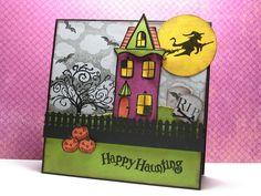 Cricut Halloween Card Ideas | cricut card making - Google Search