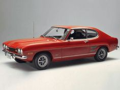 1970, Ford Capri