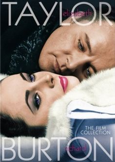 The Elizabeth Taylor & Richard Burton Film Collection showcases some of Liz Taylor's best movies.