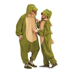 Ness the Dragon Adult Unisex Funsie - 410791 | trendyhalloween.com Easy Costumes, Halloween Costumes, Dinosaur Dress, Trendy Halloween, Onesies, Rain Jacket, Windbreaker, Dress Up, Dragon
