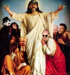 Lemmy is God