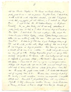 Charlie Chaplin's letter to his daughter