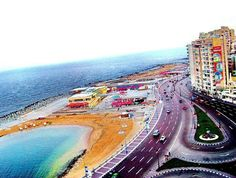 Alexandria Egypt L Miss You, Alexandria Egypt, Catacombs, Sea And Ocean, Egyptian, Places To Go, Country, Therapy, Lovers