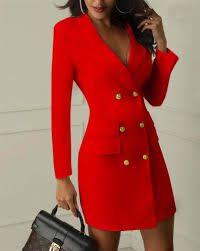 2020 En Sik Ceket Elbise Modelleri Alimli Kadin Moda Stilleri Elbise Modelleri Elbise