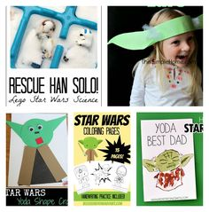 May The Fourth Be With You - Star Wars Activities For Kids