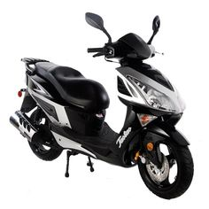 New big body scooter 150cc fully automatic scooter street for Motorized scooter black friday
