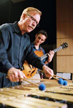 Gary Burton Vibraphone Masterclass