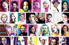 Picture of WPAP Art