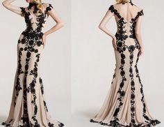 Black lace wedding dress bridal dress formal evening dress prom dress cocktail dress on Etsy, £103.71