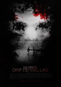 Welcome to Crystal Lake. - Jason Voorhees Fan Art (25787383) - Fanpop