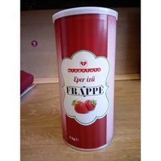 Otthoni felhasználás esetén a jegeskávét készíthetjük turmixgépben úgy, hogy 1 adag jegeskávéhoz 40-50g port, 4-5 jégkockát és 1,2 dl tejet keverünk össze.   Viszonteladóknak 1 kg jegeskávé port 3-4 liter tejjel javasolt elkeverni és jégkásagépben elkészíteni.   Díszítése eper vagy csokoládédarabokkal, tálalása 1,5 dl-es talpas pohárban ajánlott. Frappe, Izu, Minion, Minions
