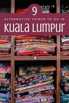 Planning a layover in Kuala Lumpur? Here are 9 alternative (and mostly free) things to do with a few hours in Malaysia's capital. This complete KL layover guide also covers everything you need to know about airport—including transport, luggage, mone Ipoh, George Town, Travel Advice, Travel Tips, Travel Ideas, Travel Destinations, Travel Hacks, Asia Travel, Japan Travel